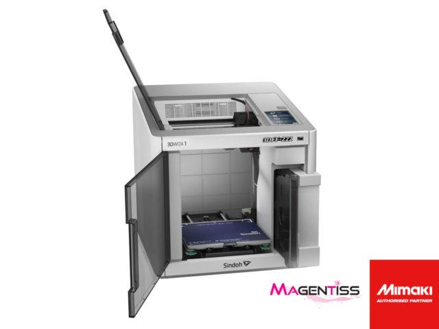 3dff-222 : imprimante 3d de bureau de MIMAKI - Magentiss