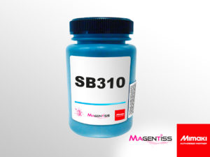 Bouteille d'encre SB310 pour imprimante numérique de marque MIMAKI - Magentiss