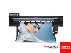 CJV150-160 : imprimante numérique grand format de MIMAKI - Magentiss