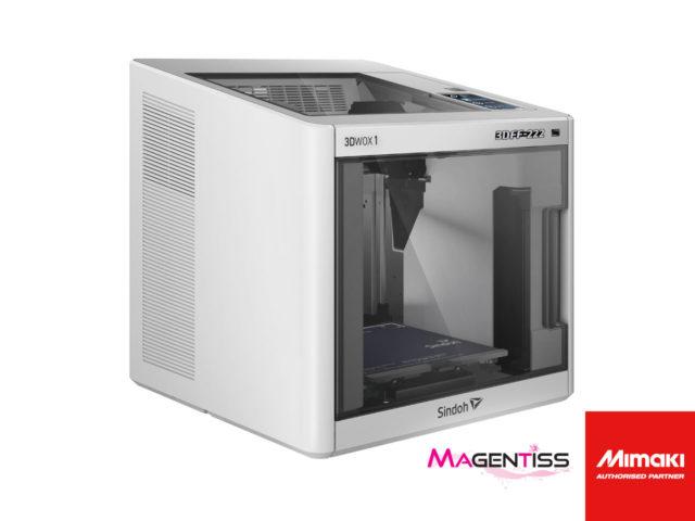 Imprimante 3d 3dff-222 de MIMAKI - Magentiss