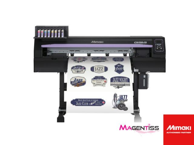 CJV150-75 : imprimante numérique grand format, MIMAKI - Magentiss
