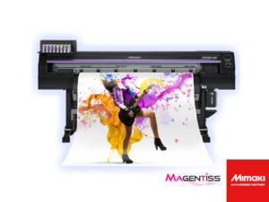 MIMAKI cjv300-160 : imprimante numérique grand format - Magentiss