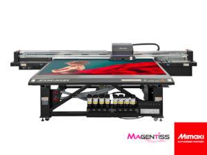 Magentiss : Imprimante numérique grand format MIMAKI JFX200-2513EX PLUS