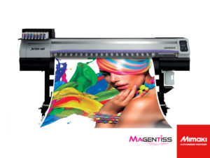 MIMAKI jv300-160 : imprimante numérique grand format - Magentiss