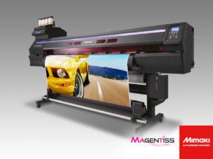 ucjv150-160 : imprimante numérique grand format de MIMAKI - Magentiss