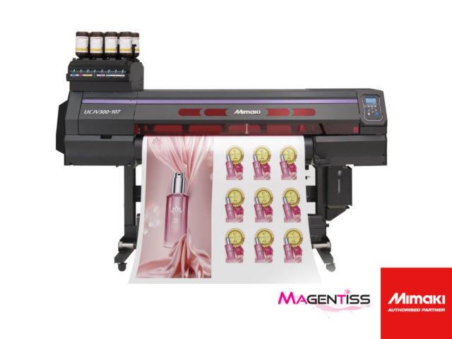 Imprimante numérique grand format MIMAKI ucjv300-107 - Magentiss