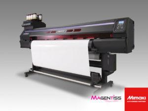 ucjv300-160 : imprimante numérique grand format de MIMAKI - Magentiss