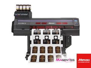 ucjv300-75 : imprimante numérique grand format de MIMAKI - Magentiss
