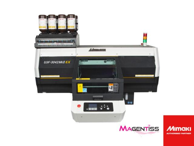 Imprimante numérique grand format MIMAKI ujf3042mkii.ex - Magentiss