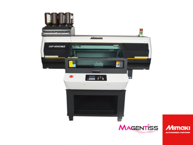 MIMAKI UJF6042MKII : Imprimante numérique grand format – Magentiss