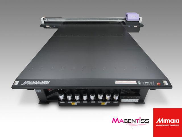 jfx200-2531 : imprimante numérique grand format de MIMAKI - Magentiss