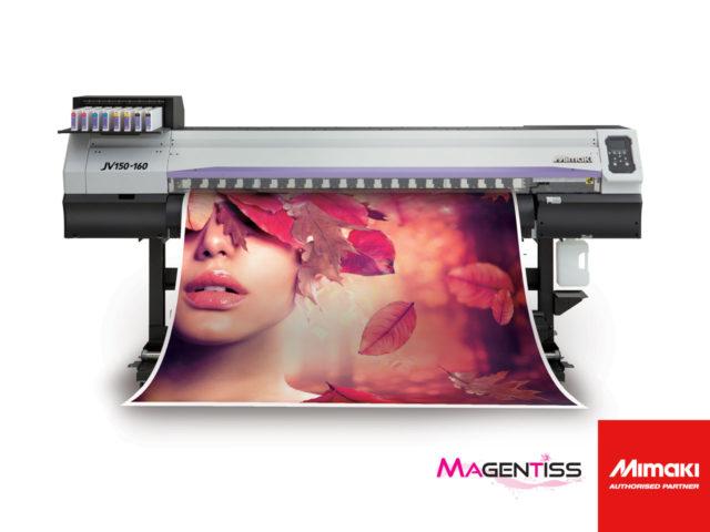 Imprimante numérique jv150-160 de MIMAKI - Magentiss