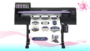 MIMAKI CJV150-75 : imprimante numérique MIMAKI gamme graphique pour l'impression numérique grand format