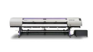 Imprimante Roll & Print grand format LED UV MIMAKI UJV55-320 - Magentiss