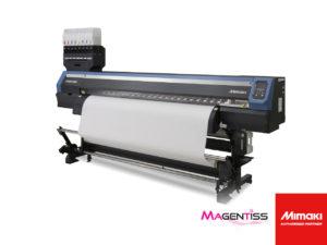 ts300p-1800 : imprimante numérique textile grand format de MIMAKI - Magentiss