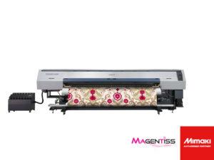 ts500p-3200 : imprimante numérique textile grand format de MIMAKI - Magentiss