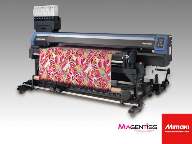 MIMAKI tx300p-1800.B : imprimante numérique textile grand format - Magentiss