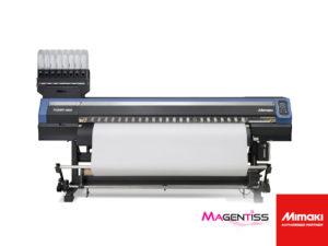 Imprimante numérique textile ts300p-1800 de MIMAKI - Magentiss