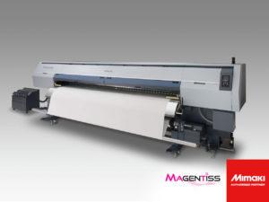 Imprimante numérique textile ts500p-3200 de MIMAKI - Magentiss