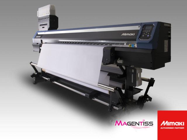 Imprimante numérique textile tx300p-1800 de MIMAKI - Magentiss