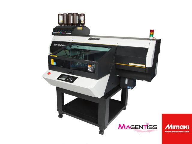 UJF6042MKII : Imprimante numérique grand format de MIMAKI – Magentiss