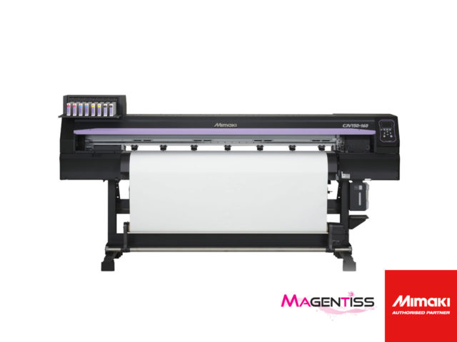 MIMAKI CJV150-160 : imprimante numérique grand format - Magentiss