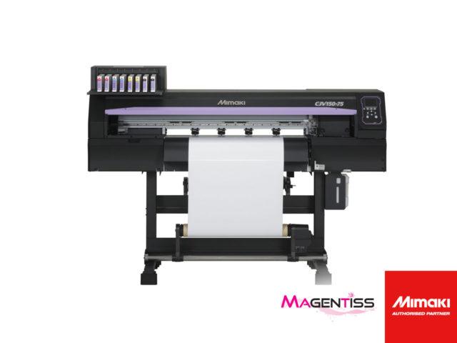 MIMAKI CJV150-75 : imprimante numérique grand format, Magentiss