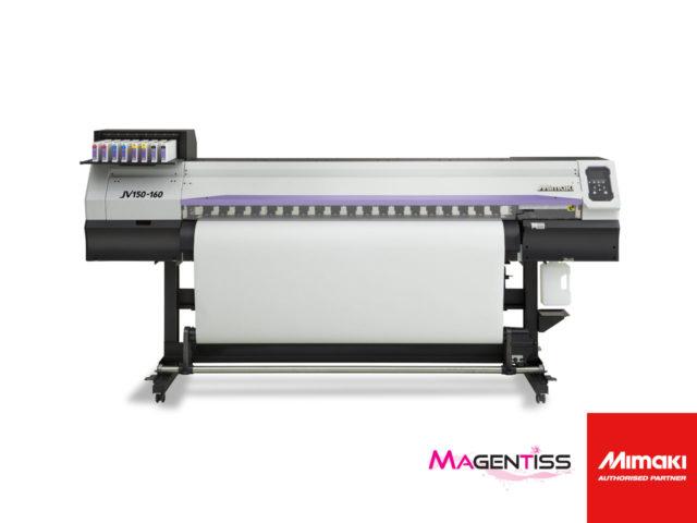 Imprimante numérique grand format MIMAKI jv150-160 - Magentiss