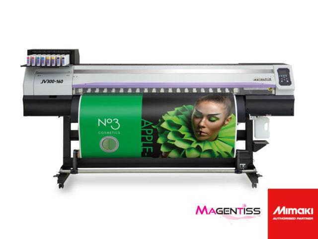 Imprimante numérique grand format MIMAKI jv300-160 - Magentiss