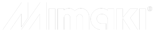MIMAKI Logo blanc - Magentiss.fr