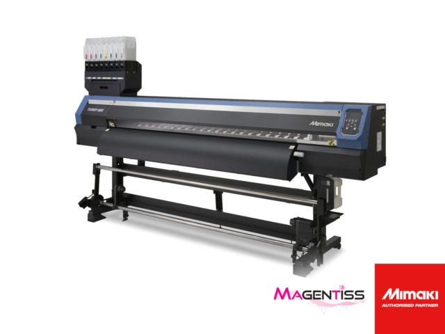 MIMAKI ts300p-1800 : imprimante numérique textile grand format - Magentiss