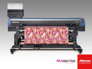 Imprimante numérique textile grand format MIMAKI tx300p-1800.B - Magentiss
