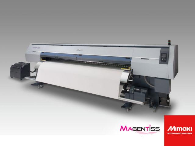 MIMAKI tx500p-3200DS : imprimante numérique textile grand format - Magentiss