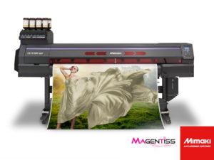 MIMAKI ucjv300-160 : imprimante numérique grand format - Magentiss