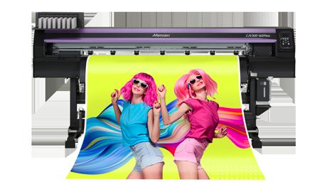 Nouveau sur Magentiss.fr : imprimante numérique MIMAKI CJV300-160 PLUS