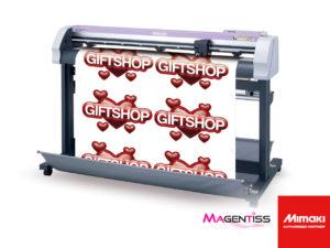 Plotter de découpe grand format MIMAKI cg-130fxii - Magentiss