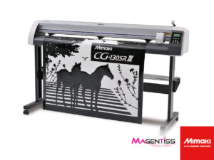 MIMAKI cg-130sriii : plotter de découpe grand format - Magentiss
