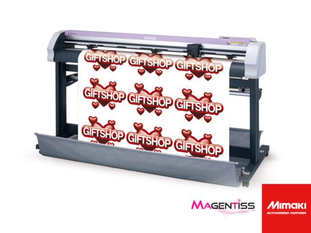 cg-160fxii : plotter de découpe grand format de MIMAKI - Magentiss