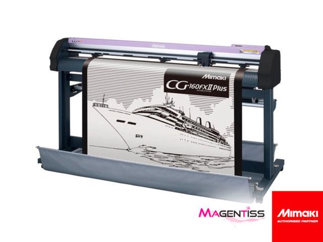 Plotter de découpe grand format MIMAKI CG-160FXII PLUS