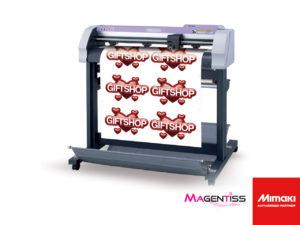 Plotter de découpe grand format MIMAKI cg-75fxii - Magentiss