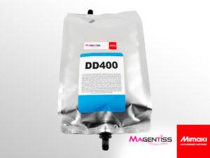 Poche d'encre à dispersion directe DD400 pour imprimante numérique de marque MIMAKI - Magentiss
