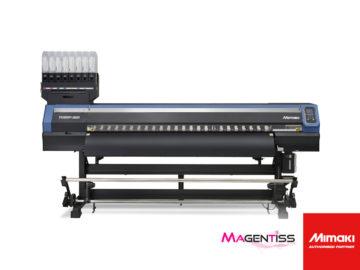 Imprimante numérique textile grand format MIMAKI ts300p-1800 - Magentiss