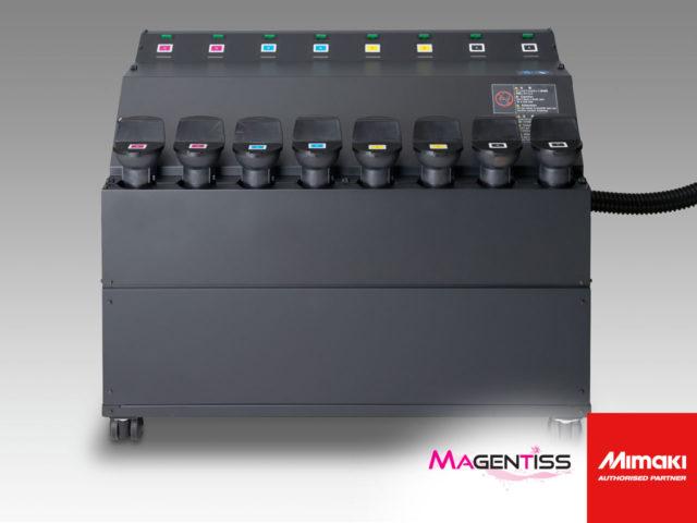 Imprimante numérique textile grand format MIMAKI ts500p-3200 - Magentiss