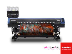 Imprimante numérique textile grand format MIMAKI tx300p-1800 - Magentiss