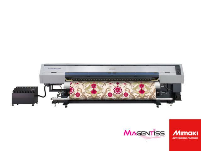Imprimante numérique textile grand format MIMAKI tx500p-3200DS - Magentiss