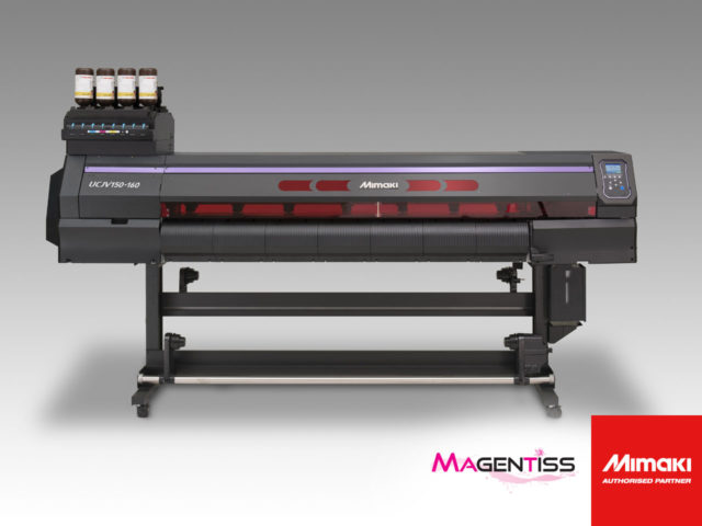Imprimante numérique grand format MIMAKI ucjv150-160 - Magentiss